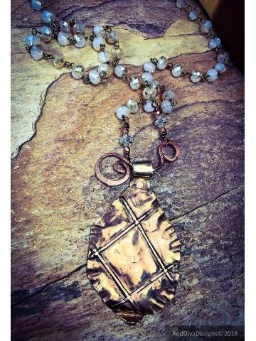 Shotgun NOLA House Necklace